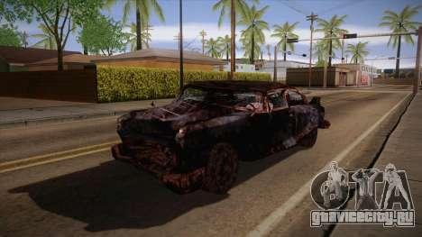New Glenshit для GTA San Andreas вид изнутри