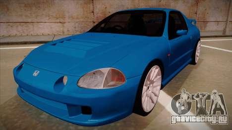Honda CRX Del Sol для GTA San Andreas