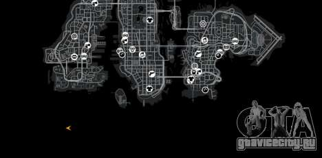 Локация Deserted City для GTA 4 седьмой скриншот
