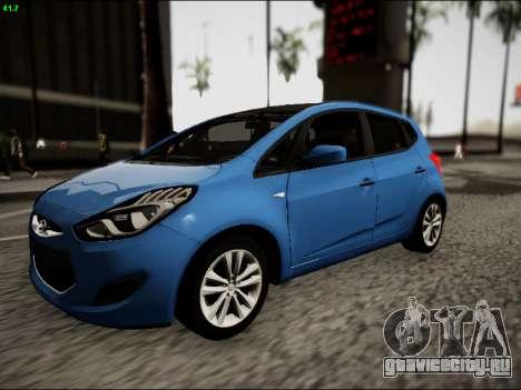 Hyundai ix20 для GTA San Andreas вид слева