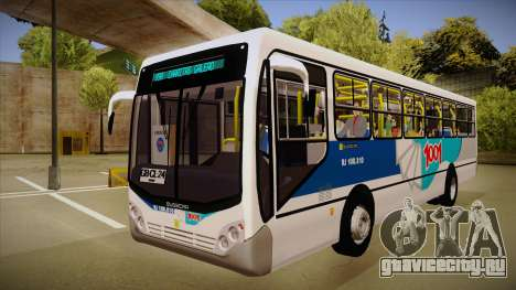 Busscar Urbanuss Pluss 2009 для GTA San Andreas