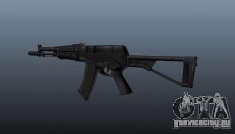 Автомат АЕК-971 для GTA 4 второй скриншот