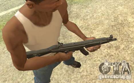 HK MP5 для GTA San Andreas второй скриншот