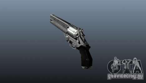 Trigun Revolver для GTA 4 второй скриншот
