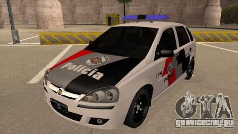 Chevrolet Corsa VHC PM-SP для GTA San Andreas