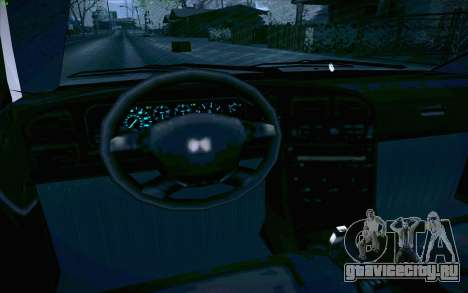 Honda Accord Wagon для GTA San Andreas салон