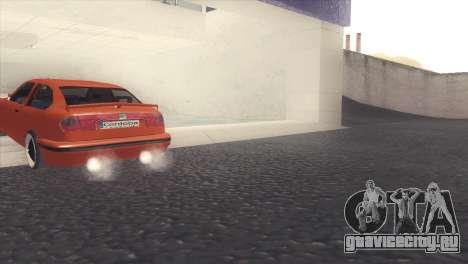 Seat Cordoba SX для GTA San Andreas вид справа