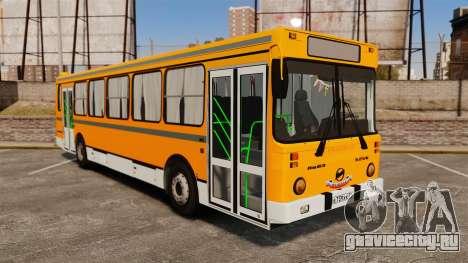 ЛиАЗ-5256 45-01 для GTA 4