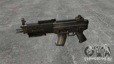 Автомат Themis v1 для GTA 4 третий скриншот