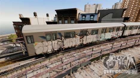 Новые граффити для Subway v3 для GTA 4 второй скриншот