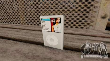 iPod для GTA 4