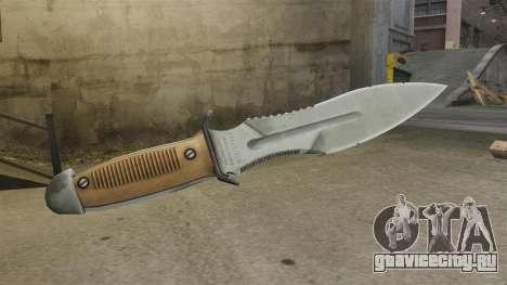 Нож для GTA 4