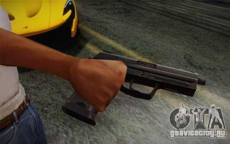 USP45 без глушителя для GTA San Andreas