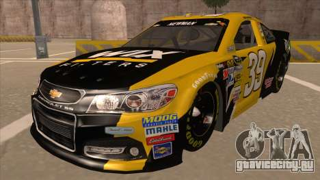 Chevrolet SS NASCAR No. 39  Wix Filters для GTA San Andreas