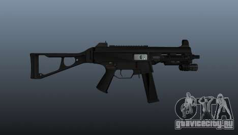 Пистолет-пулемёт UMP45 v2 для GTA 4 третий скриншот