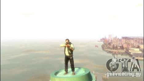 Снайперская Винтовка Драгунова для GTA 4 четвёртый скриншот