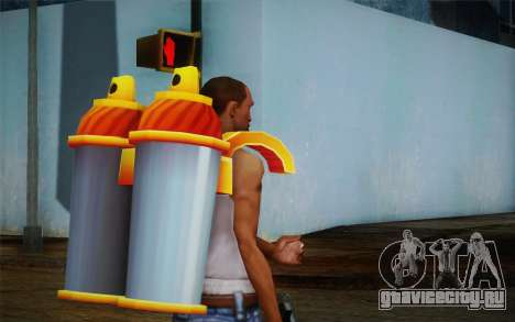 Jetpack from Subway Surfers для GTA San Andreas