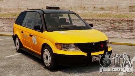 Улучшенное такси для GTA 4
