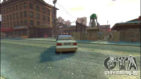 Police из GTA 5 для GTA 4 вид справа