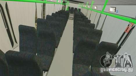 ЛиАЗ-5256 45-01 для GTA 4 вид изнутри