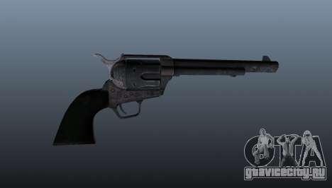 Револьвер Cattleman для GTA 4