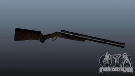 Снайперская винтовка Remington Rolling-Block для GTA 4 третий скриншот