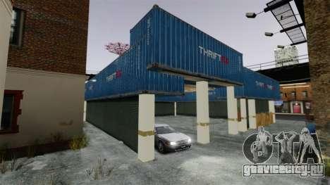 Гараж для GTA 4 четвёртый скриншот