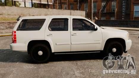 Chevrolet Tahoe Slicktop [ELS] v1 для GTA 4 вид слева