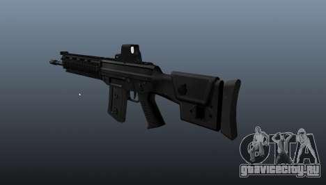 Винтовка  SIG SG 751 v1 для GTA 4 второй скриншот
