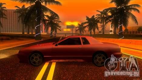 Elegy 2013 JDM для GTA San Andreas вид слева