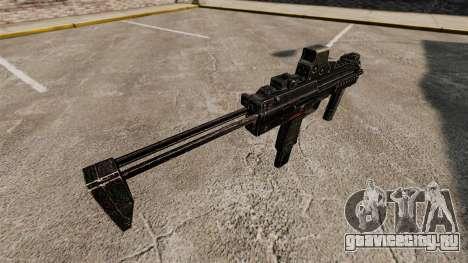 Пистолет-пулемёт HK MP7 v1 для GTA 4 второй скриншот