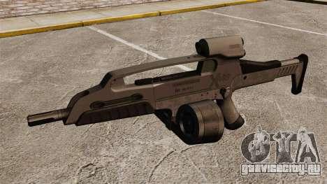 Автомат HK XM8 v3 для GTA 4 третий скриншот