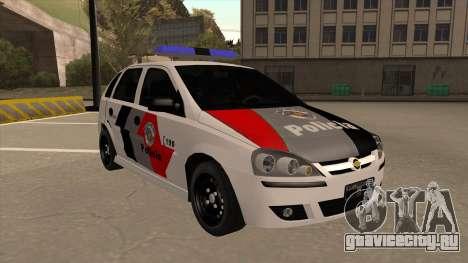 Chevrolet Corsa VHC PM-SP для GTA San Andreas вид слева