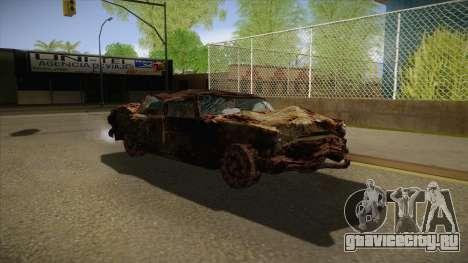 New Glenshit для GTA San Andreas вид сзади