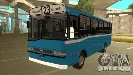 Mercedes-Benz OHL-1320 Linea 123 для GTA San Andreas