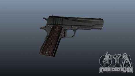 Пистолет M1911 v5 для GTA 4 третий скриншот