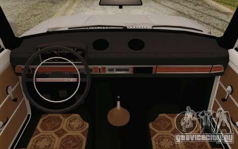 ВАЗ 21011 Медицинская помощь для GTA San Andreas вид сбоку