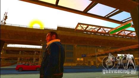 Джинсовая куртка Тревора из GTA V для GTA 4 второй скриншот