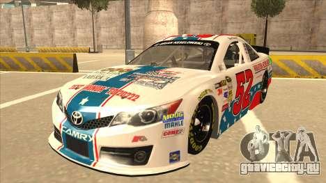 Toyota Camry NASCAR No. 52 TruckerFan для GTA San Andreas