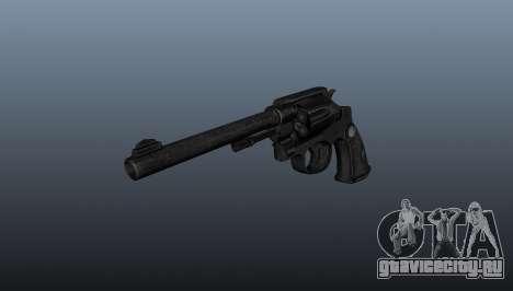 Револьвер двойного действия для GTA 4