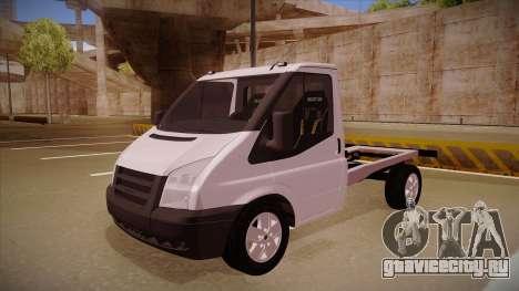 Ford Transit Drift Car для GTA San Andreas