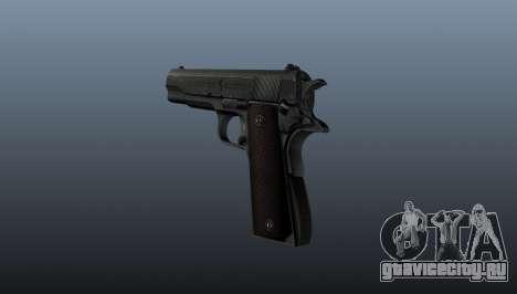 Пистолет M1911 v5 для GTA 4 второй скриншот