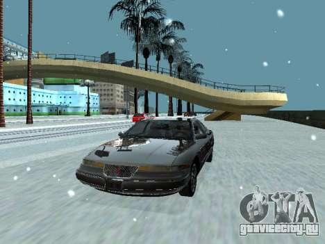 Lincoln Continental Mark VIII 1996 для GTA San Andreas