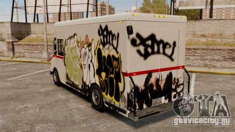 Новые граффити для Boxville для GTA 4