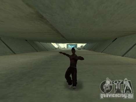 Сleo Танцы для GTA San Andreas четвёртый скриншот