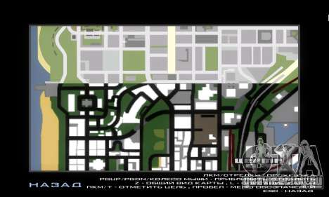 GTA V atlas map для GTA San Andreas второй скриншот