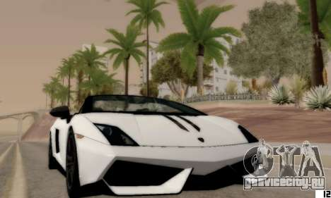ENB VI для Low PCs для GTA San Andreas