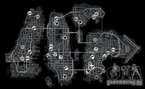Гараж для GTA 4 пятый скриншот