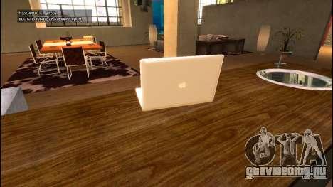 Ноутбук Macbook Air для GTA 4 второй скриншот