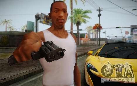 USP45 без глушителя для GTA San Andreas второй скриншот